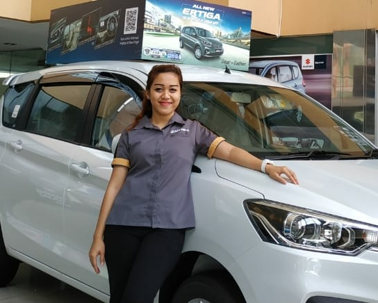 Sales Marketing Mobil Dealer Suzuki Risfa