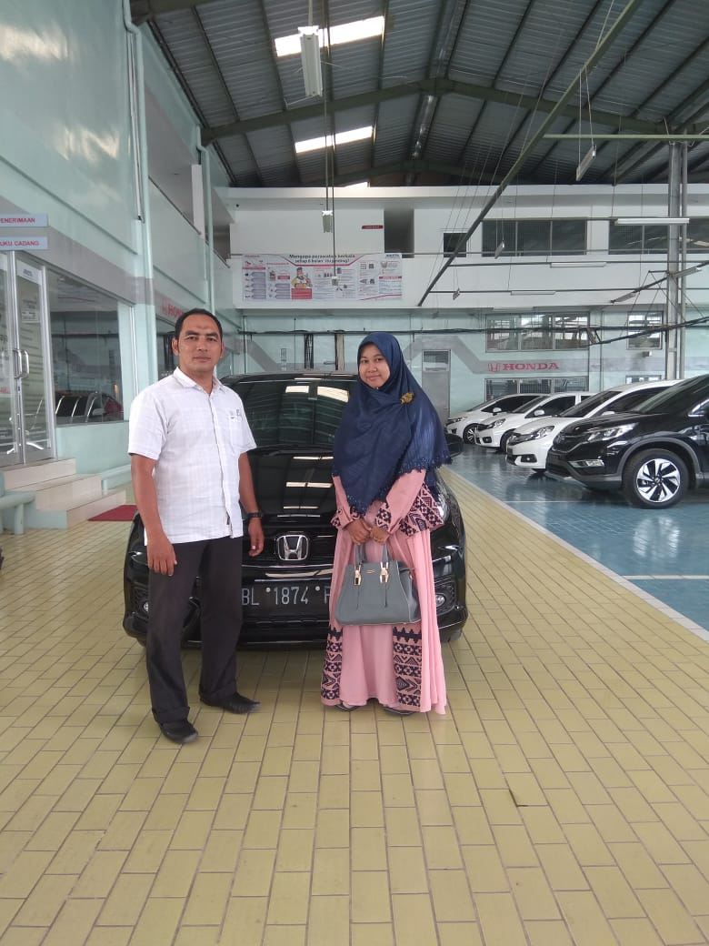 Sales Marketing Mobil Dealer Honda Asri Jamil