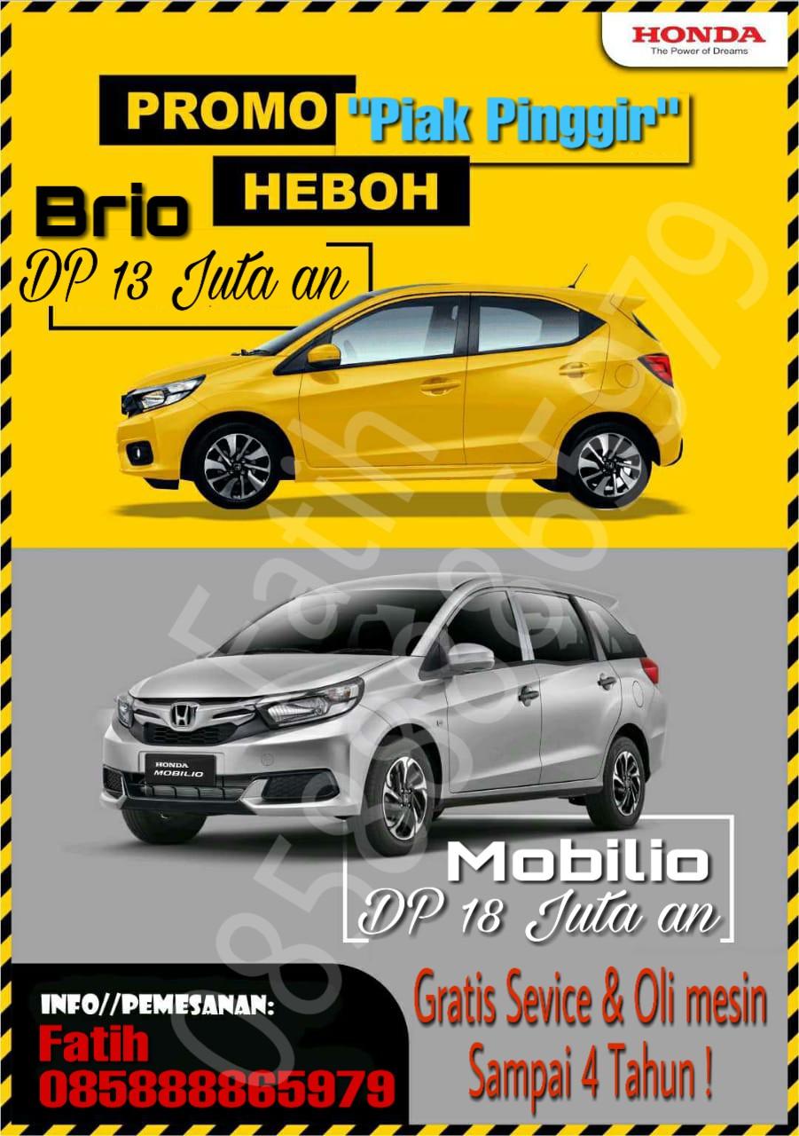Promo Honda By Fatih