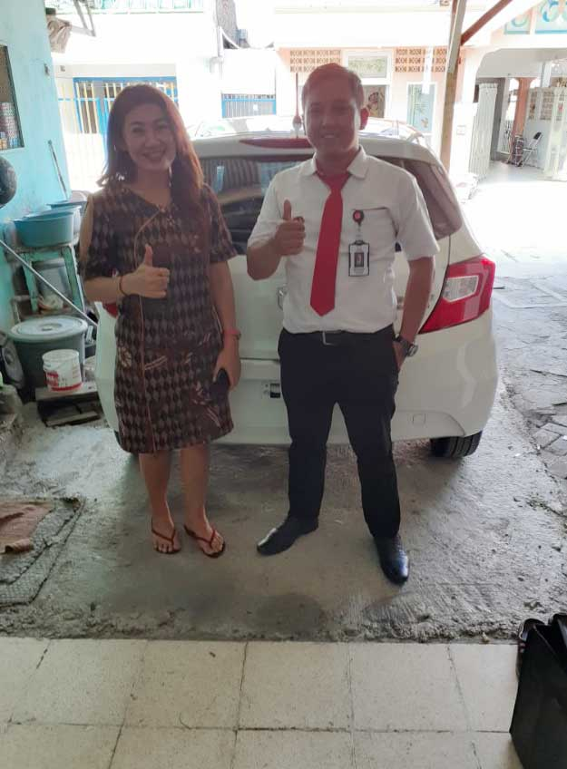 Sales Marketing Mobil Dealer Honda Evan