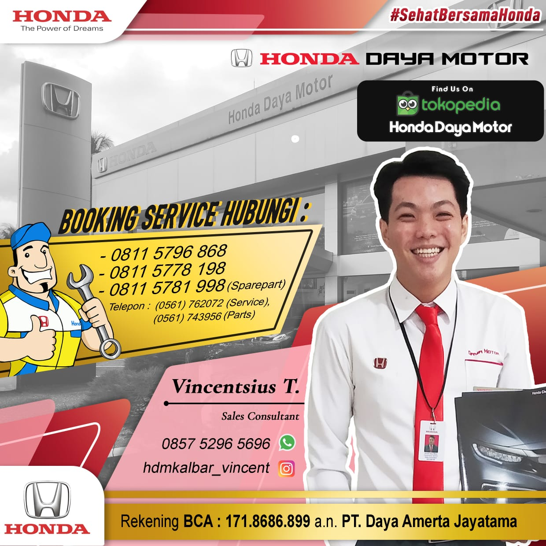 Honda Pontianak